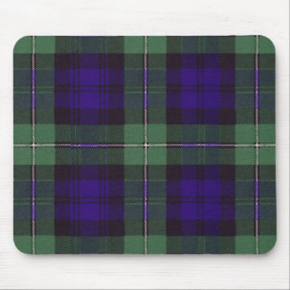 Forbes clan Plaid Scottish tartan Mouse Pad