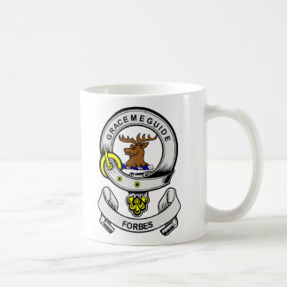 FORBES Coat of Arms Coffee Mug