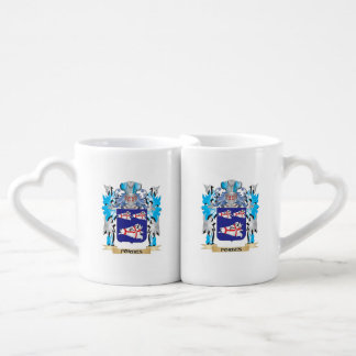 Forbes Coat of Arms - Family Crest Couples Mug