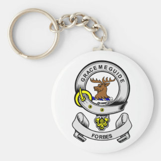 FORBES Coat of Arms Keychain