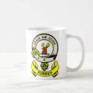 FORBES Coat of Arms Mug