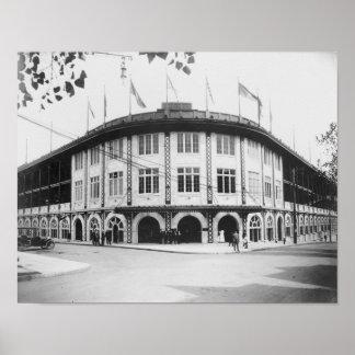 Forbes coloca el béisbol de Pittsburgh del estadio Poster