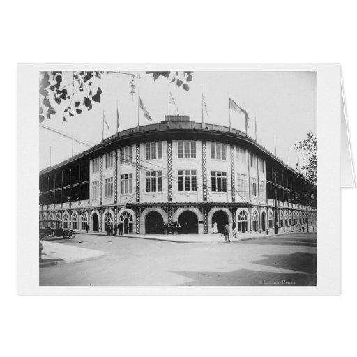 Forbes coloca el béisbol de Pittsburgh del estadio Felicitacion