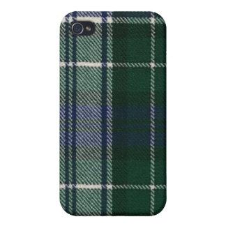 Forbes Dress Modern Tartan iPhone 4 Case