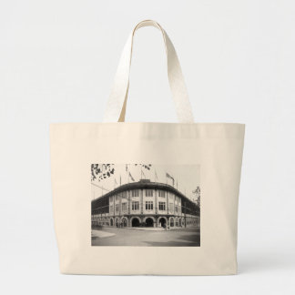 Forbes Field, Pittsburgh, 1909 Jumbo Tote Bag
