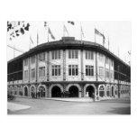 Forbes Field, Pittsburgh, 1909 Tarjeta Postal