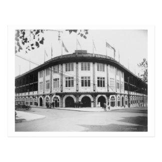 Forbes Field Stadium Pittsburgh Baseball Postcard