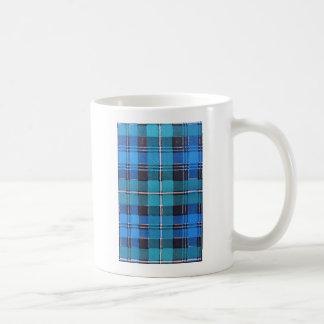 FORBES SCOTTISH FAMILY TARTAN COFFEE MUG
