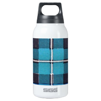 FORBES SCOTTISH FAMILY TARTAN INSULATED WATER BOTTLE