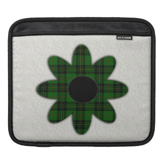 Forbes Tartan Plaid Daisy Sleeve For iPads