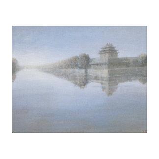 Forbidden City 2012 Canvas Print