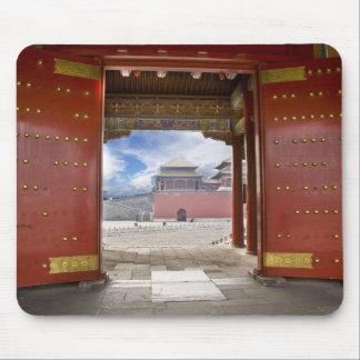 Forbidden City Beijing Gate Mouse Pad
