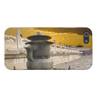 Forbidden City Beijing Hearet Case For iPhone SE/5/5s