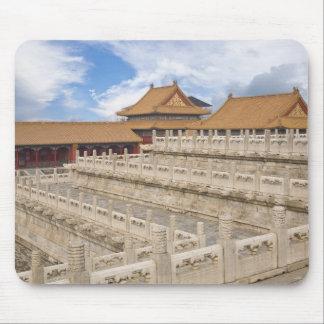 Forbidden City Beijing Terraces Mouse Pad