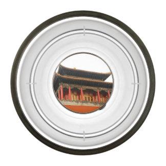 Forbidden City Building Bowl