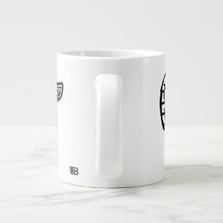 Forbidden City Dragon 20oz mug