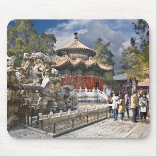 Forbidden City Garden Beijing Mouse Pad