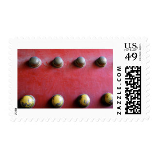 Forbidden City Golden Knobs Postage