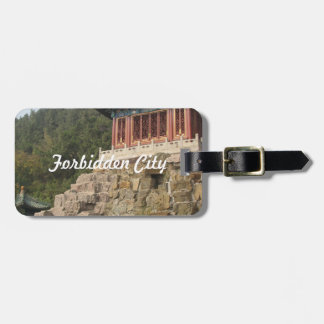 Forbidden City Tag For Bags