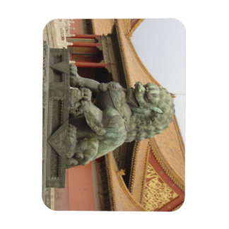 Forbidden City Magnet