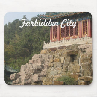 Forbidden City Mouse Pad