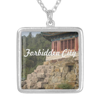 Forbidden City Personalized Necklace