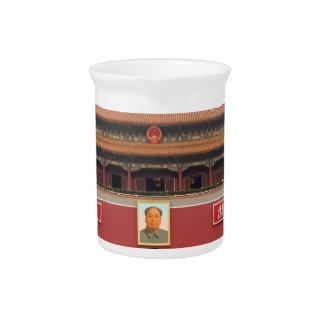 Forbidden City Southern Gate Drink Pitcher