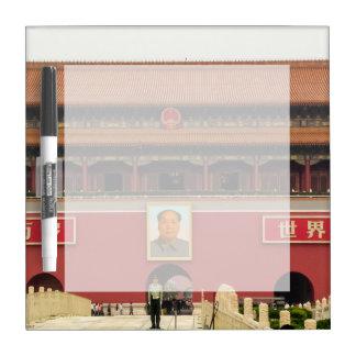 Forbidden City Southern Gate Dry-Erase Board