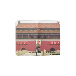 Forbidden City Southern Gate Pocket Moleskine Notebook