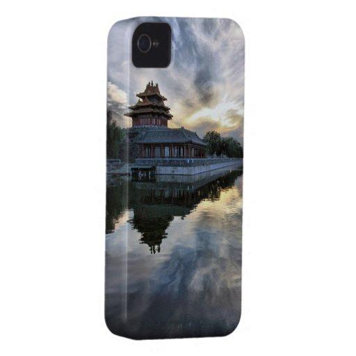 Forbidden City Sunset iPhone 4 Case-Mate Case