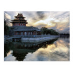 Forbidden City Sunset Post Cards