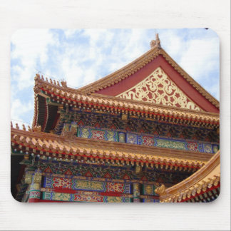 Forbidden City Temple Mouse Pad