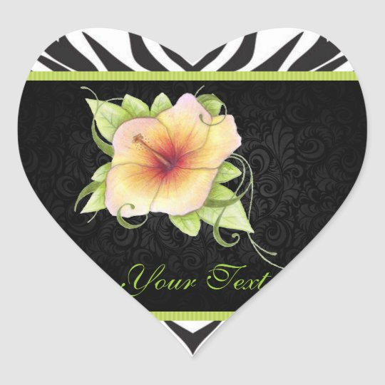 Forbidden Encounters Heart Sticker