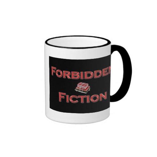 Forbidden Fiction Mug