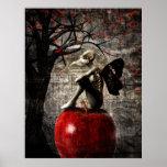Forbidden Fruit (Customizable) Poster
