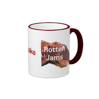 Forbidden Fruits make Rotten Jams Coffee Mugs