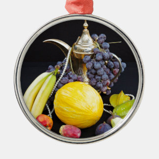 FORBIDDEN FRUITS - STILL LIVES METAL ORNAMENT