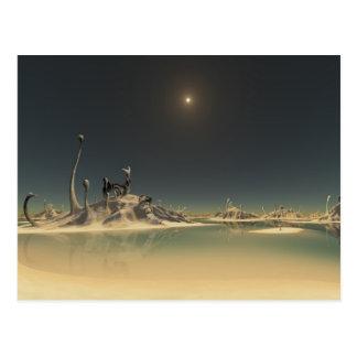 Forbidden Lands Postcard