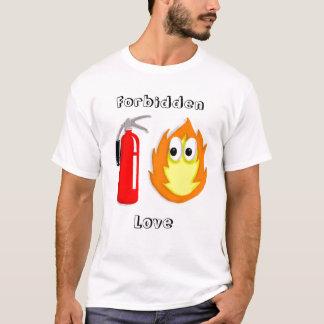 Forbidden Love : Fire + Extinguisher T-Shirt