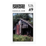 Forby Cabin Postage Stamps