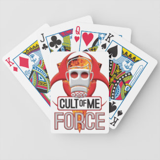 FORCE Cult of Me Bicycle Poker Deck