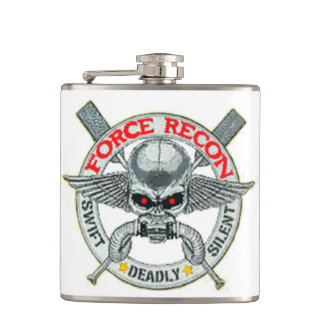 FORCE RECON HIP FLASK