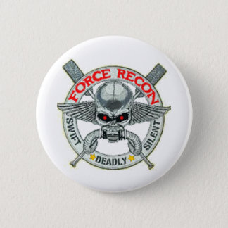 FORCE RECON PINBACK BUTTON
