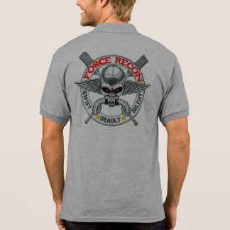 FORCE RECON POLO