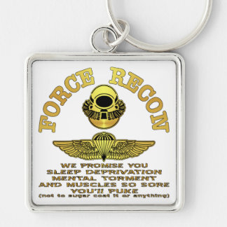 Force Recon We Promise You…. Keychain