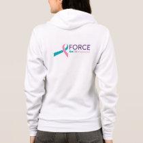 FORCE Zip Front Hoodie