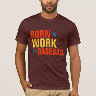 Forced to play baseball T-Shirt