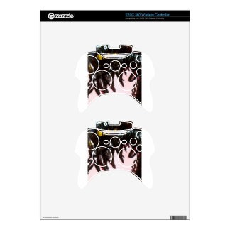 Forceful Ejection of Emotional Waste Xbox 360 Controller Skin