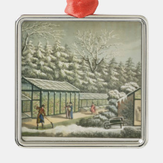 Forcing Garden in Winter, from Fragments on the Th Christmas Tree Ornaments