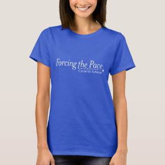 FORCING THE PAGE CYCLE FOR SURVIVAL TEAM SHIRT